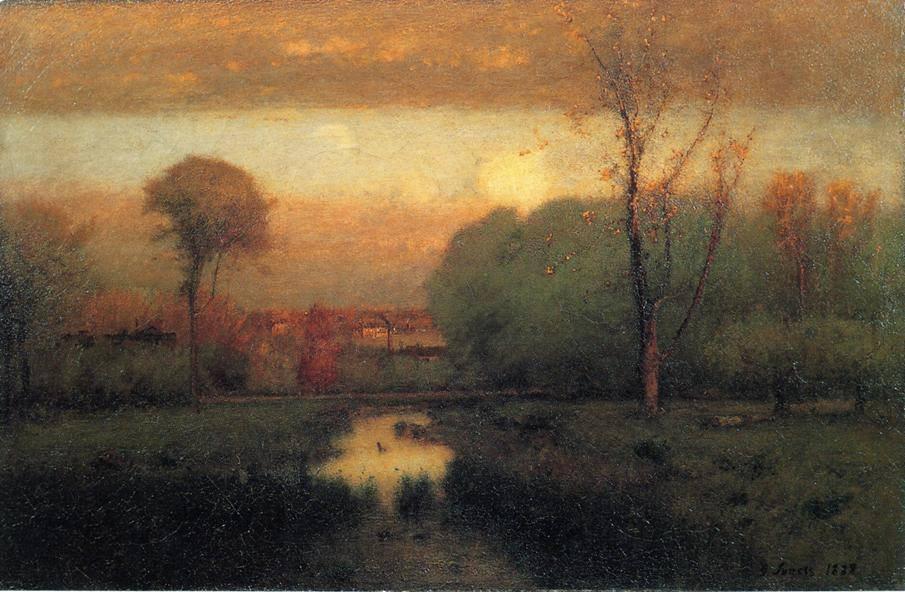 Autumn Gold, 1888